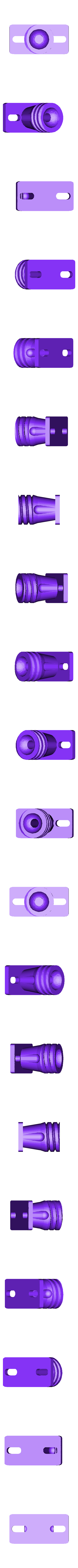 C920_Mount_-_2020.stl Download free STL file CR10, Ender Logitech c920, c270, c310, c910 20/20 camera mount system • 3D printing object, FedorSosnin