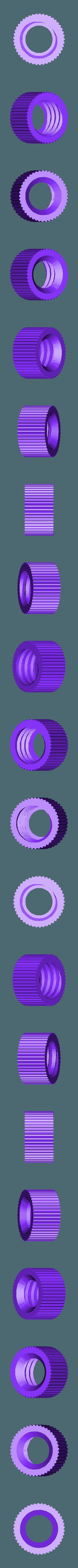 C920_Mount_-_Nut.stl Download free STL file CR10, Ender Logitech c920, c270, c310, c910 20/20 camera mount system • 3D printing object, FedorSosnin
