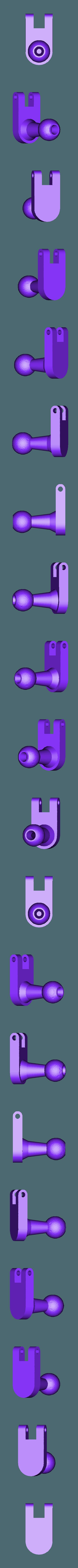 C920_Mount_2_-_v2.stl Download free STL file CR10, Ender Logitech c920, c270, c310, c910 20/20 camera mount system • 3D printing object, FedorSosnin