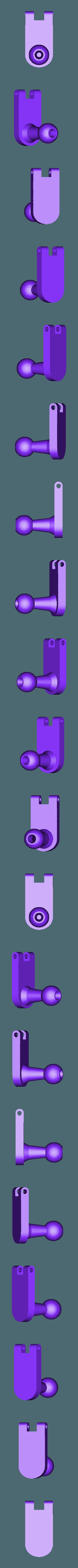 C270_Mount_v2.stl Download free STL file CR10, Ender Logitech c920, c270, c310, c910 20/20 camera mount system • 3D printing object, FedorSosnin