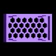 Lid_v2.stl Download free STL file LM2596 and LM2596S Buck converter tool-less snap-fit enclosure - Ender, CR-10, 2020 • 3D printer template, FedorSosnin