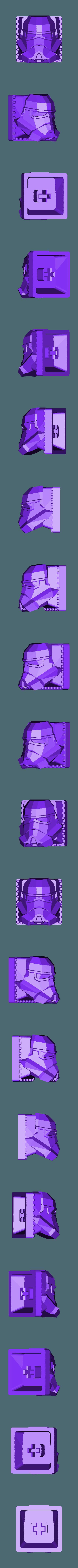 StarWars_MX_Cherry_KeyCaps.stl Download free STL file Star Wars MX Cherry Keycaps • 3D printing object, FedorSosnin