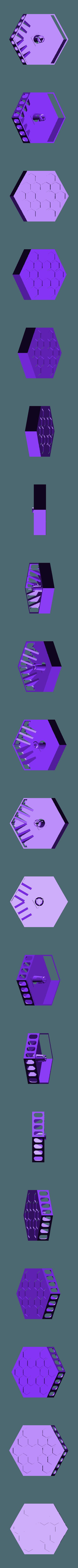 Ender_3_Tool-less_Fan_Guard.stl Download free STL file Ender 3 Tool-less Mainboard Fan Guard • 3D printable design, FedorSosnin