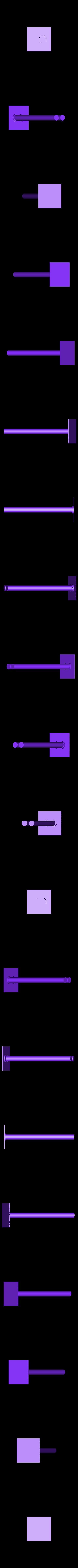 2xAxes.stl Télécharger fichier STL gratuit Support de Bobine • Design pour imprimante 3D, oasisk