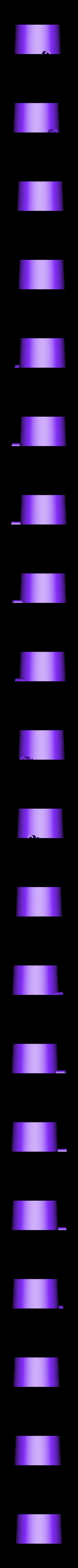2_cannon_mid_low.stl Télécharger fichier STL gratuit Canon son et lumière • Modèle pour imprimante 3D, ewr2san