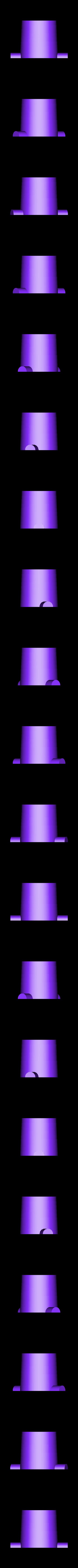 4_cannon_mid_center_high.stl Télécharger fichier STL gratuit Canon son et lumière • Modèle pour imprimante 3D, ewr2san