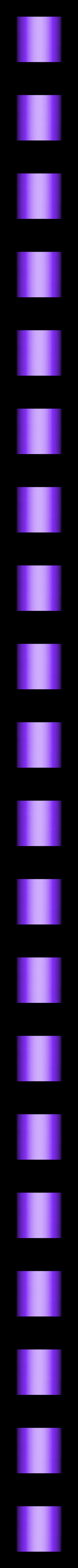 10x10_Pegs_v1.stl Télécharger fichier STL gratuit Clone Wars Era Rockets pour Boba Fett Jet Pack • Modèle pour impression 3D, ewr2san