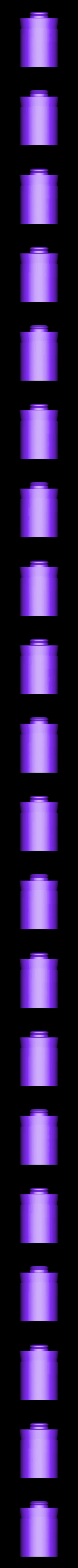 Lower_Small_base_v3.stl Télécharger fichier STL gratuit Clone Wars Era Rockets pour Boba Fett Jet Pack • Modèle pour impression 3D, ewr2san