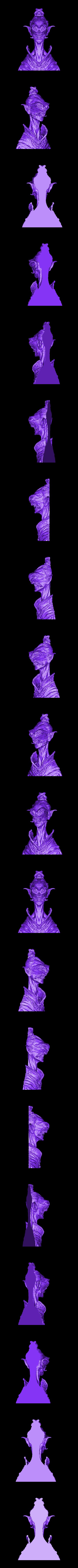 Download Free Stl File Dracula 3d Printable Design Cults