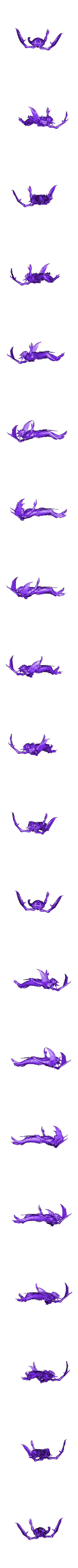 Vampire.stl Download free STL file High Vampire • 3D print model, Boris3dStudio