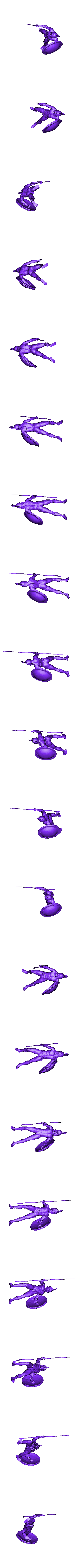 SPARTA.stl Télécharger fichier STL gratuit Guerrier SPARTA • Modèle pour impression 3D, Boris3dStudio