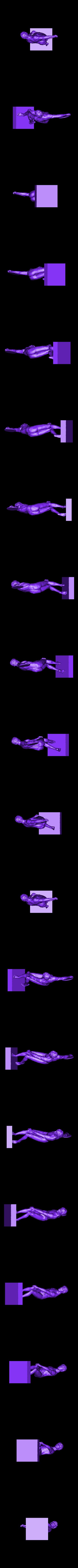 MANWITHADISC.stl Download free STL file Discus throw man • 3D printable model, Boris3dStudio