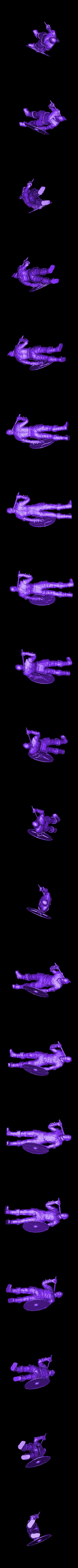 VIKING.stl Télécharger fichier STL gratuit VIKING • Plan pour impression 3D, Boris3dStudio