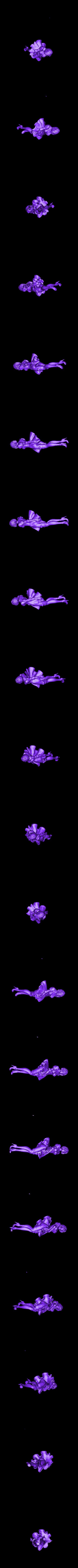 AlimeGirl.stl Download free STL file NieR: Automata with KATANA • Model to 3D print, Boris3dStudio
