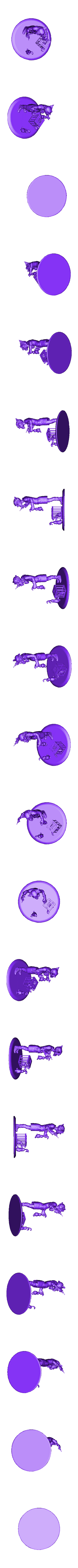 zombie_rubit_repaired.stl Télécharger fichier STL gratuit Lapins zombies • Modèle pour impression 3D, Boris3dStudio