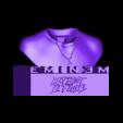 Tors_repaired.stl Download free STL file Eminem bust • 3D printer model, Boris3dStudio