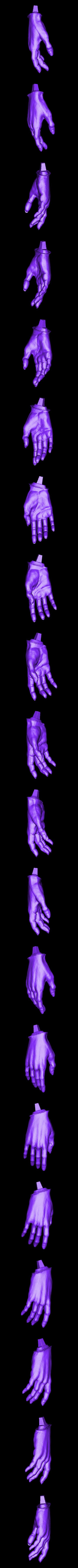 Wrist_repaired.stl Download free STL file Soul Reaper demon hunter • 3D print object, Boris3dStudio
