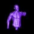 Body_repaired.stl Download free STL file Soul Reaper demon hunter • 3D print object, Boris3dStudio
