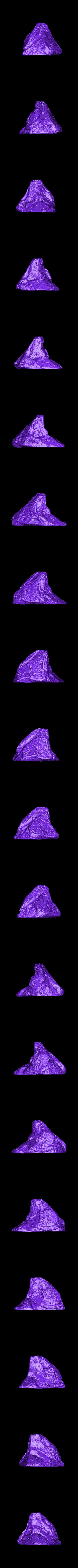Rock.stl Download free STL file King of the Lizzard • Object to 3D print, Boris3dStudio