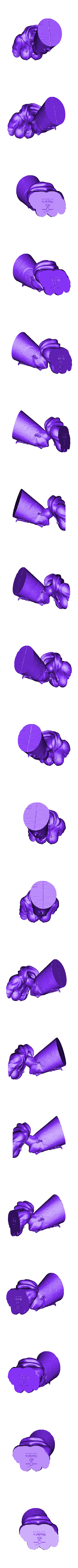 21_nefertiti.stl Download free STL file 21st Century Nefertiti Bust • Model to 3D print, Boris3dStudio