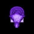 labrador.stl Download free STL file Labrador Retriever bust (Dog head) • 3D printable object, Boris3dStudio