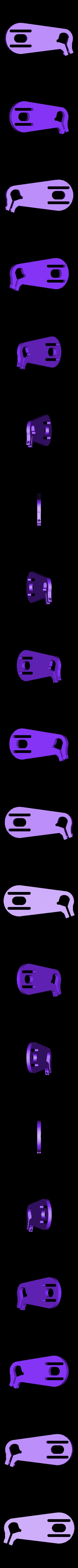 motor_plate_5.stl Télécharger fichier STL gratuit Planche de bricolage électrique Longboard • Objet imprimable en 3D, NikodemBartnik