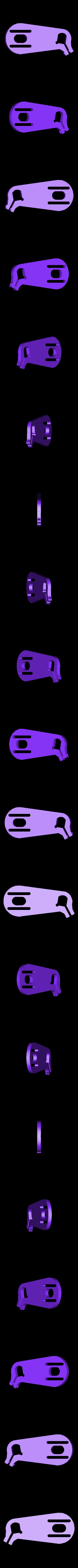 motor_plate_2.stl Télécharger fichier STL gratuit Planche de bricolage électrique Longboard • Objet imprimable en 3D, NikodemBartnik