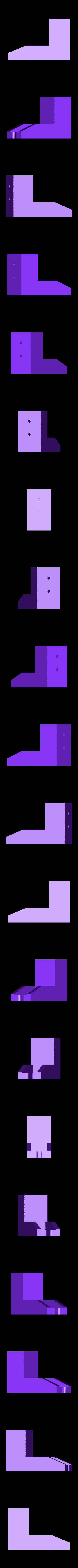 Trashcan_Lift_Part_thing.stl Télécharger fichier STL gratuit Ouverture pas à pas de la partie relevable de la poubelle • Design à imprimer en 3D, LarryBerstilta