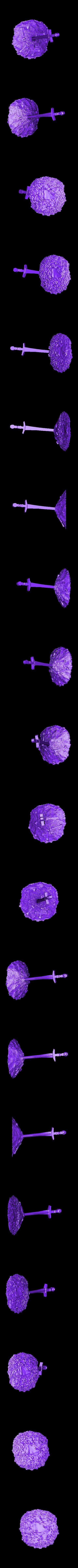 DSBonfire.STL Télécharger fichier STL gratuit Feu de joie des âmes noires • Design imprimable en 3D, LarryBerstilta