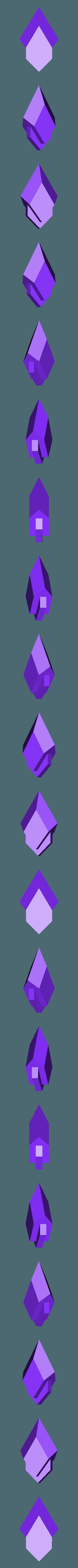GABC.stl Télécharger fichier STL gratuit Epée de verre (Skyrim) • Modèle à imprimer en 3D, LarryBerstilta