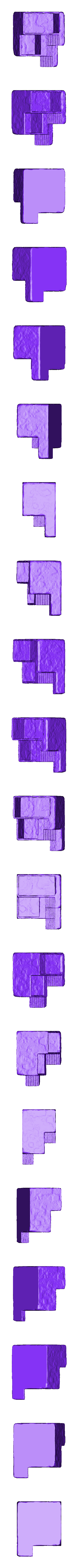 Rock.stl Download free STL file Flower_pot • 3D printing object, 02_mm