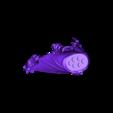 LegsSymmetra.stl Download free STL file Symmetra demon (Dragon) skin cuted and fixed for print • 3D print template, Boris3dStudio