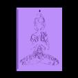 Zen_en Creux.stl Download free STL file Zen • 3D printer model, oasisk