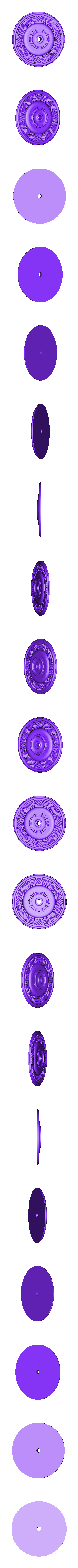 18.obj Télécharger fichier OBJ gratuit Moulures vintage pour vieux appartements classiques cnc art machine à router 3D printed • Modèle à imprimer en 3D, 3DPrinterFiles