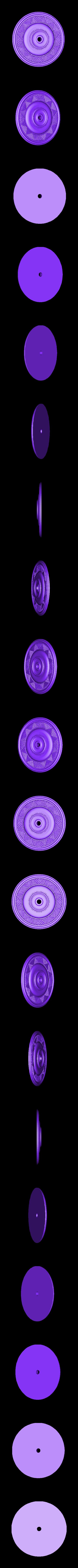 18.stl Télécharger fichier OBJ gratuit Moulures vintage pour vieux appartements classiques cnc art machine à router 3D printed • Modèle à imprimer en 3D, 3DPrinterFiles
