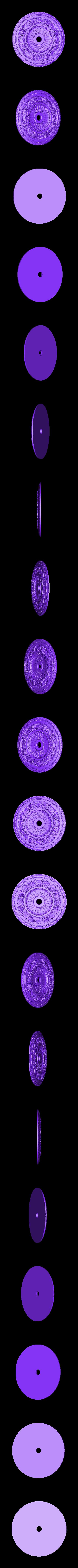 28.stl Télécharger fichier OBJ gratuit Moulures vintage pour vieux appartements classiques cnc art machine à router 3D printed • Modèle à imprimer en 3D, 3DPrinterFiles