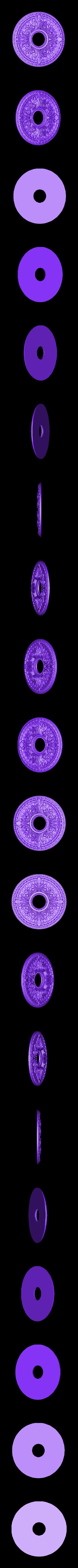 31.obj Télécharger fichier OBJ gratuit Moulures vintage pour vieux appartements classiques cnc art machine à router 3D printed • Modèle à imprimer en 3D, 3DPrinterFiles