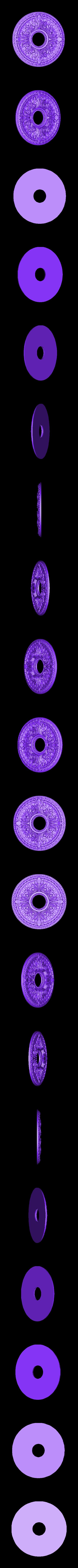 31.stl Télécharger fichier OBJ gratuit Moulures vintage pour vieux appartements classiques cnc art machine à router 3D printed • Modèle à imprimer en 3D, 3DPrinterFiles