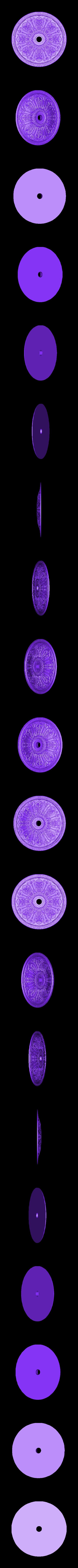 38.obj Télécharger fichier OBJ gratuit Moulures vintage pour vieux appartements classiques cnc art machine à router 3D printed • Modèle à imprimer en 3D, 3DPrinterFiles