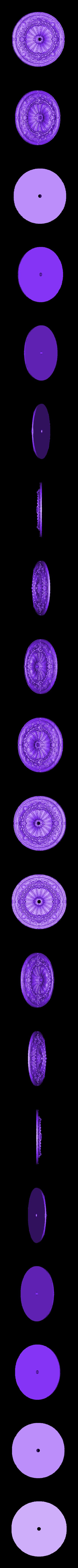 54.obj Télécharger fichier OBJ gratuit Moulures vintage pour vieux appartements classiques cnc art machine à router 3D printed • Modèle à imprimer en 3D, 3DPrinterFiles
