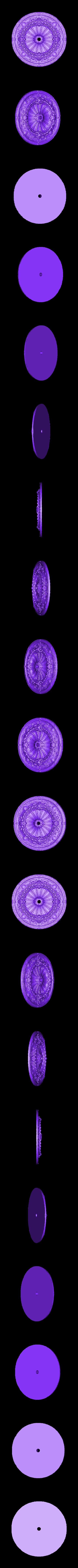 54.stl Télécharger fichier OBJ gratuit Moulures vintage pour vieux appartements classiques cnc art machine à router 3D printed • Modèle à imprimer en 3D, 3DPrinterFiles