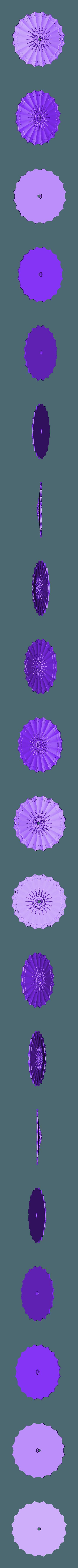 55.stl Télécharger fichier OBJ gratuit Moulures vintage pour vieux appartements classiques cnc art machine à router 3D printed • Modèle à imprimer en 3D, 3DPrinterFiles
