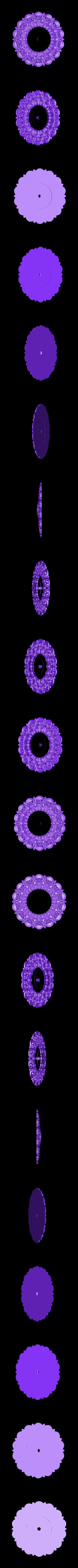 58.obj Télécharger fichier OBJ gratuit Moulures vintage pour vieux appartements classiques cnc art machine à router 3D printed • Modèle à imprimer en 3D, 3DPrinterFiles