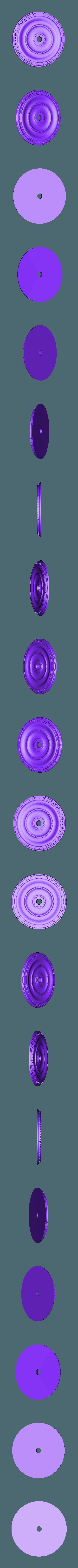 59.obj Télécharger fichier OBJ gratuit Moulures vintage pour vieux appartements classiques cnc art machine à router 3D printed • Modèle à imprimer en 3D, 3DPrinterFiles