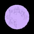 Noeuds celtiques.stl Télécharger fichier STL gratuit Forme florale de noeuds celtes • Design pour imprimante 3D, oasisk