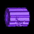 Fallen_Column_D.stl Télécharger fichier STL gratuit Colonne de ruines romaines/grecques • Plan pour imprimante 3D, DarkRealms