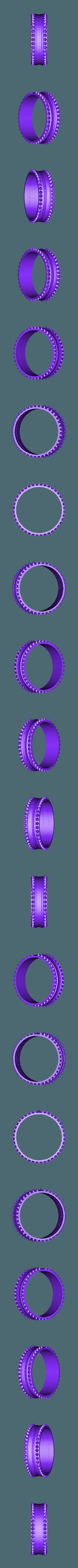 Motor Ring ~ Brut.stl Download free STL file Closed Ring • Template to 3D print, LuliasMartch