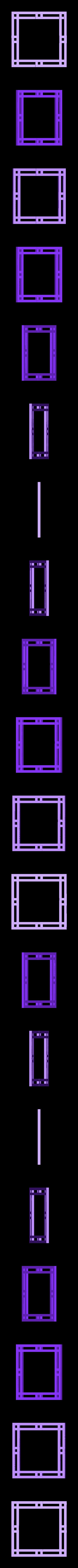 pozyx-anchor-O.stl Download free STL file Pozyx UWB   Tag Casing & Anchor Pedestal • 3D print model, whoopsie