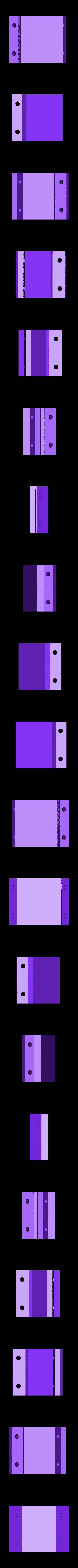 ROBO_wing_bracket.stl Download free STL file Two-wheeled Inverted Pendulum Robot • 3D printing model, whoopsie