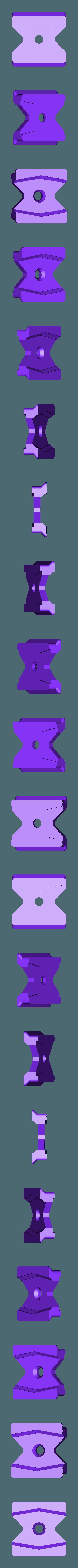 rx100m5a-bracket-arca.stl Download free STL file Sony DSC RX100VA RX100M5A Bracket Grip Extension • 3D print template, whoopsie